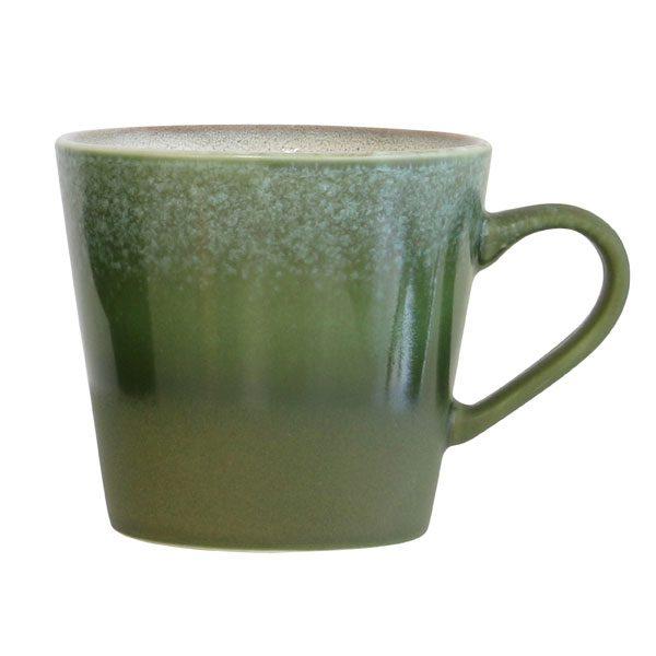 Cappuccino mok 70's Grass van HK Living