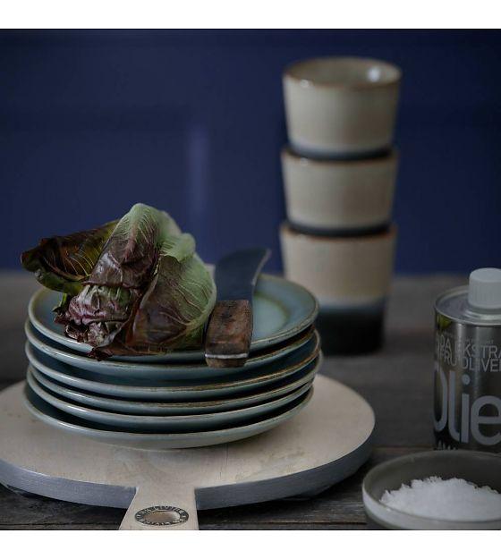 Het dessert bordje Green is hét perfecte bordje om je gerecht op te serveren
