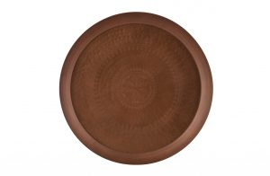 Dienblad Iron Lady Matt Copper - BePureHome