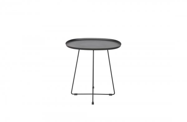 Otis Sidetable Metal Black - BePureHome