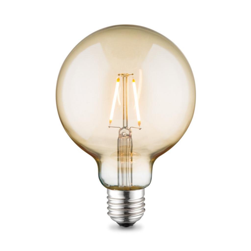 LED Lamp Globe - Home Sweet Home