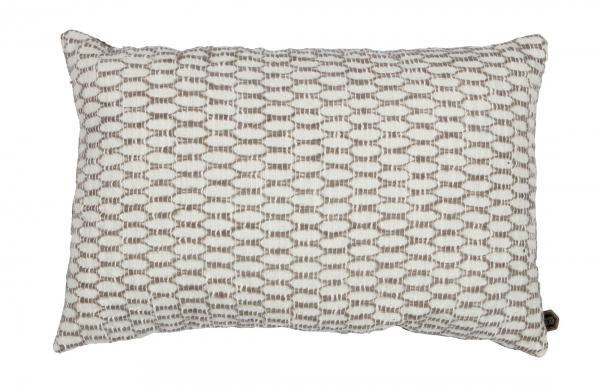 Sierkussen Pattern Ivoor/Klei - BePureHome