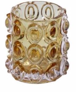 Waxinelicht Bumps Goud - BePureHome