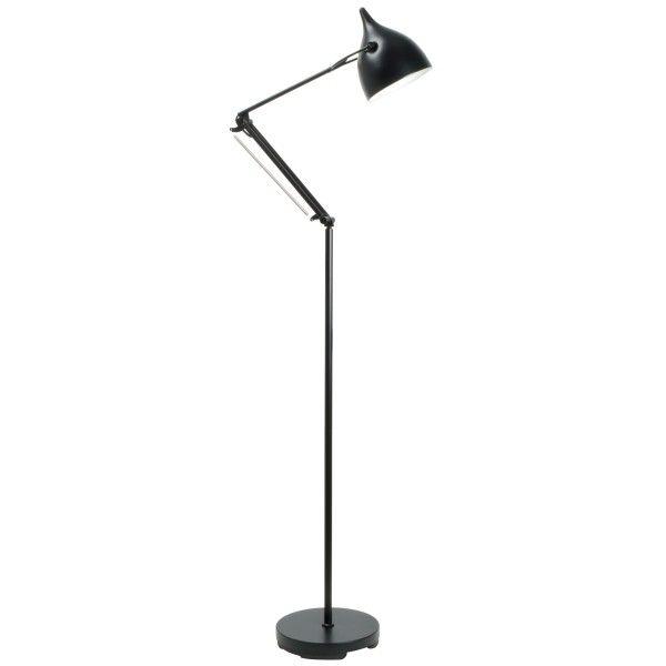 Vloerlamp Reader Zwart - Zuiver