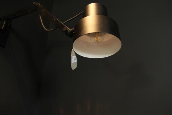 Wandlamp Beam Zwart - BePureHome