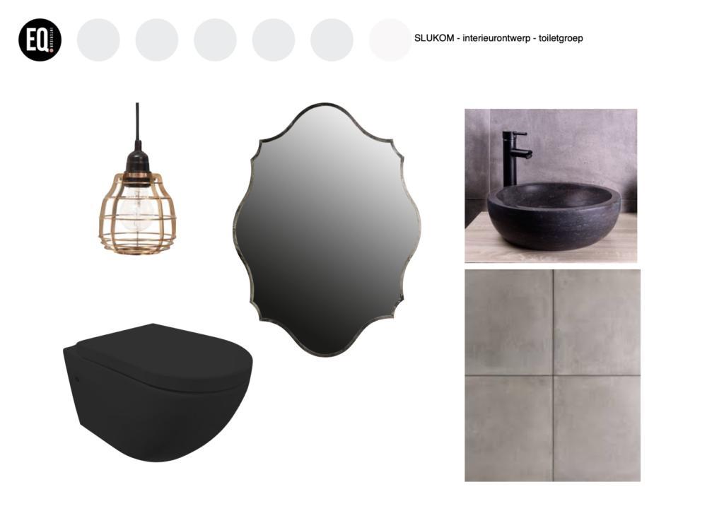 Interieuradvies bedrijf ontwerp toiletten