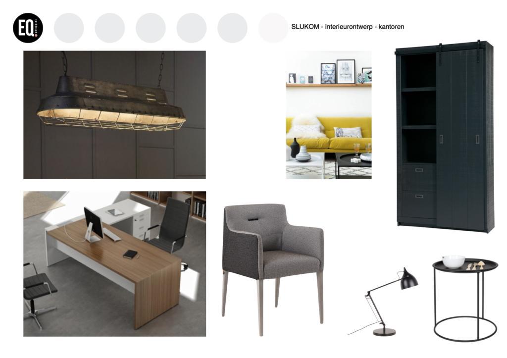 Interieuradvies bedrijf ontwerp kantoor