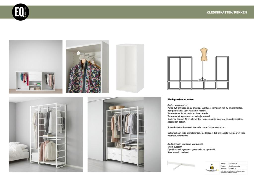 Interieuradvies winkel Zwolle