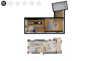 Interieuradvies en interieurontwerp keuken en eetkamer