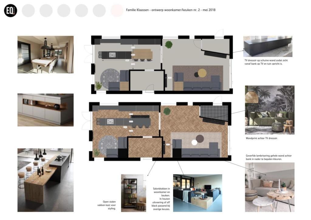 Interieuradvies indeling keuken